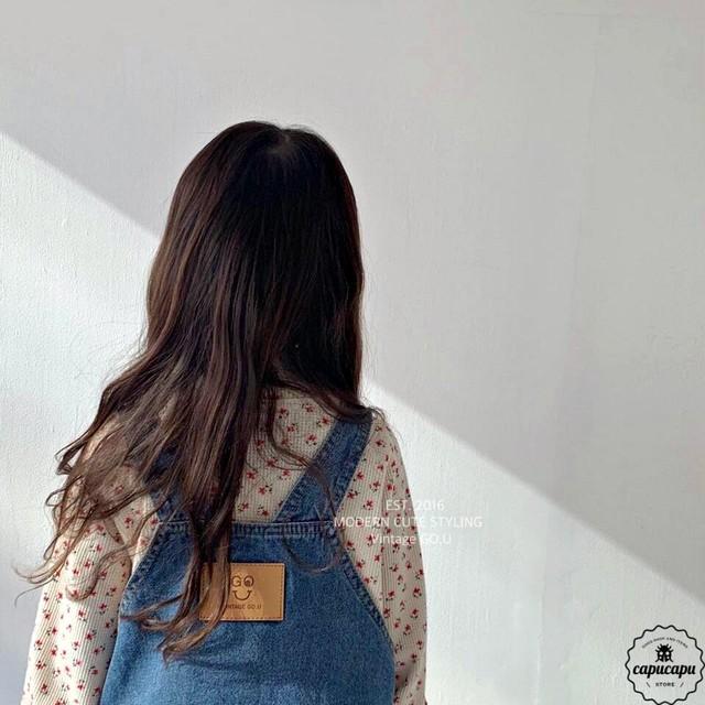 «予約» go.u flower tops フラワートップス