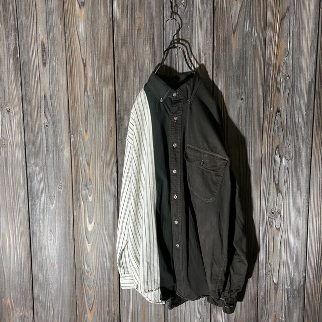 [used]asymmetry transformed shirt
