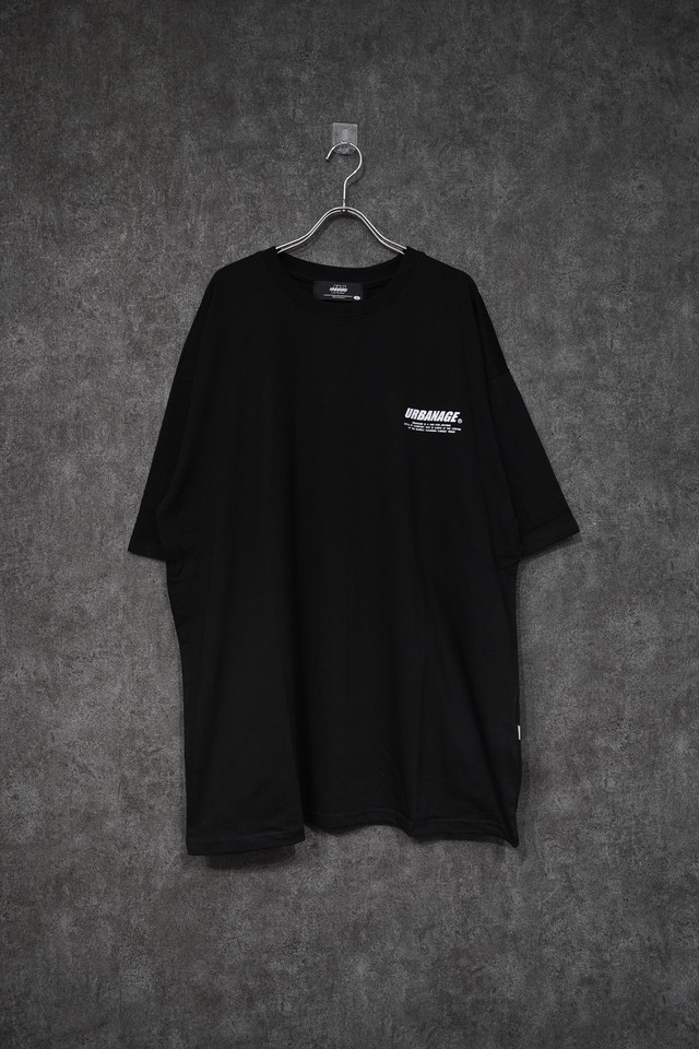 【2021緊急事態延長SALE】 URBANAGE big tee