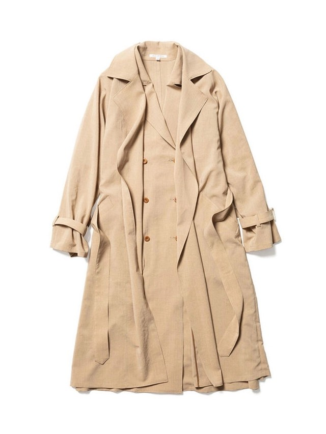 【FILL THE BILL】TRENCH LAYERED COAT