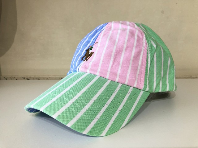 POLO RALPH LAUREN CLASSIC CAP (FUN SHIRT)