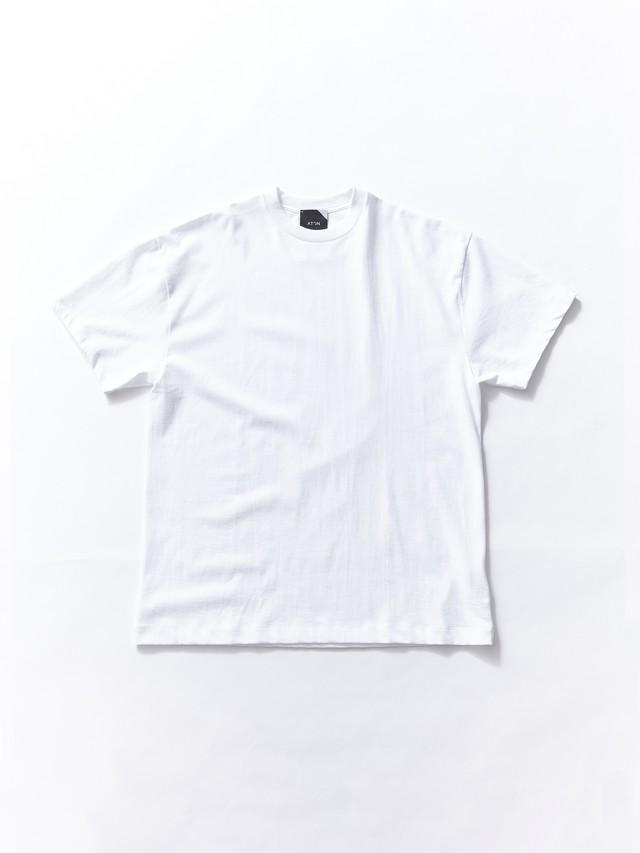 ATON OVERSIZED T-SHIRT White KKAGBM0301