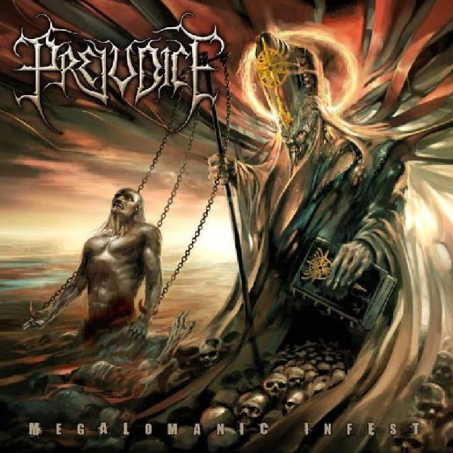 PREJUDICE『Megalomanic Infest』CD