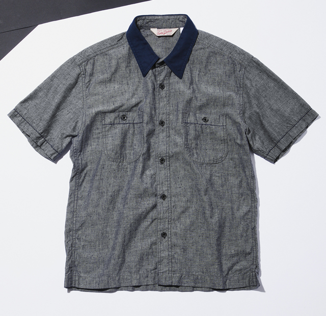 TROPHY CLOTHING / TR16SS-407 /  GAS WORKER SHIRTS