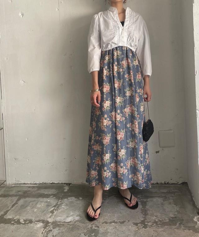 vintage Tyrolean blouse