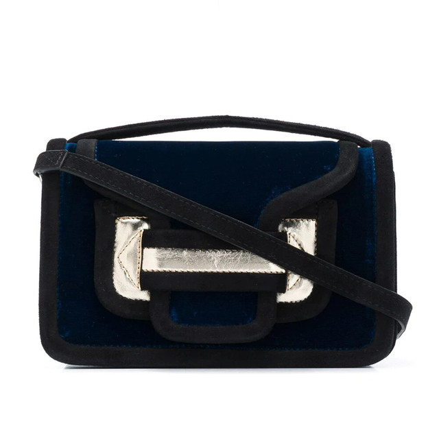 PIERRE HARDY  ALPHA   NAVY/BLACK/SILVER