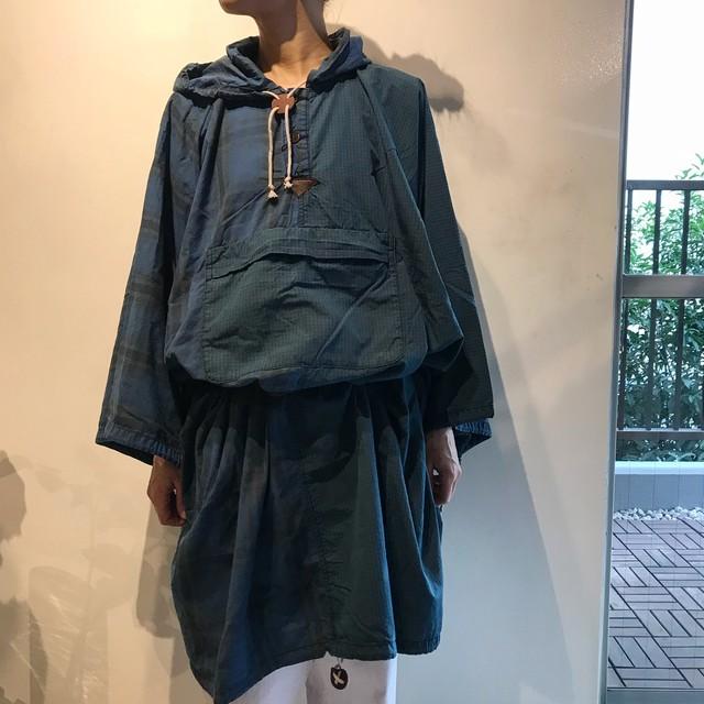 KENNETH FIELD (ケネスフィールド) poncho