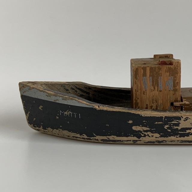 Wooden Ship / MATTI