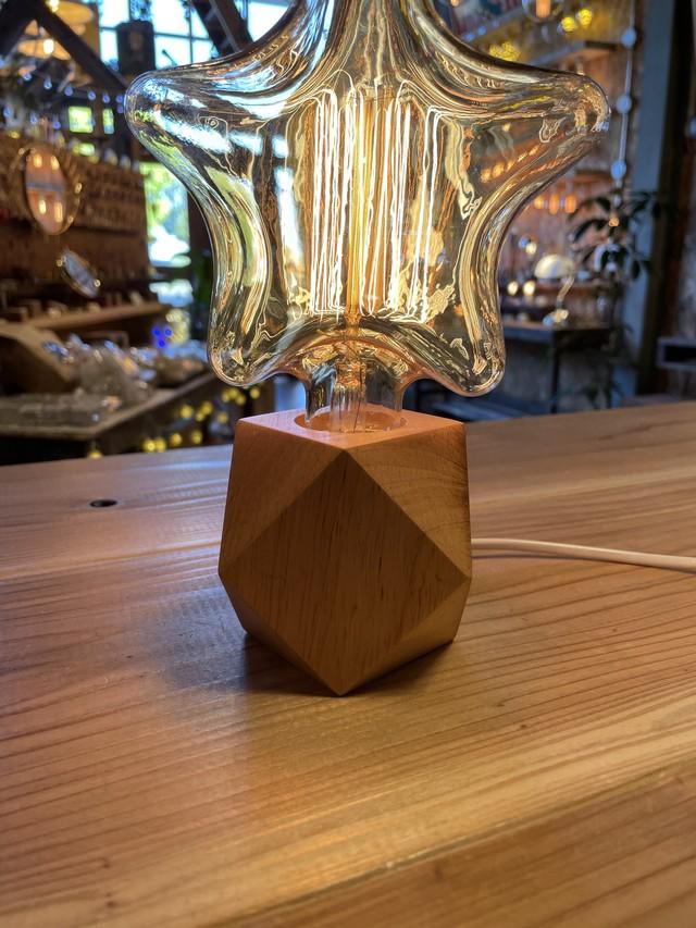 木製table Lamp