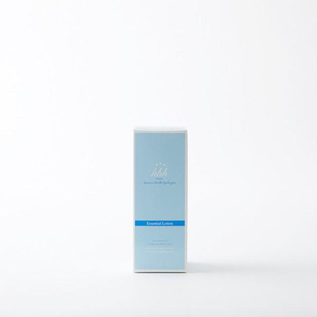 トリプルエイチ エッセンシャルローション 無添加水素化粧品(hhh Natural Hydrogen Cosmetics)
