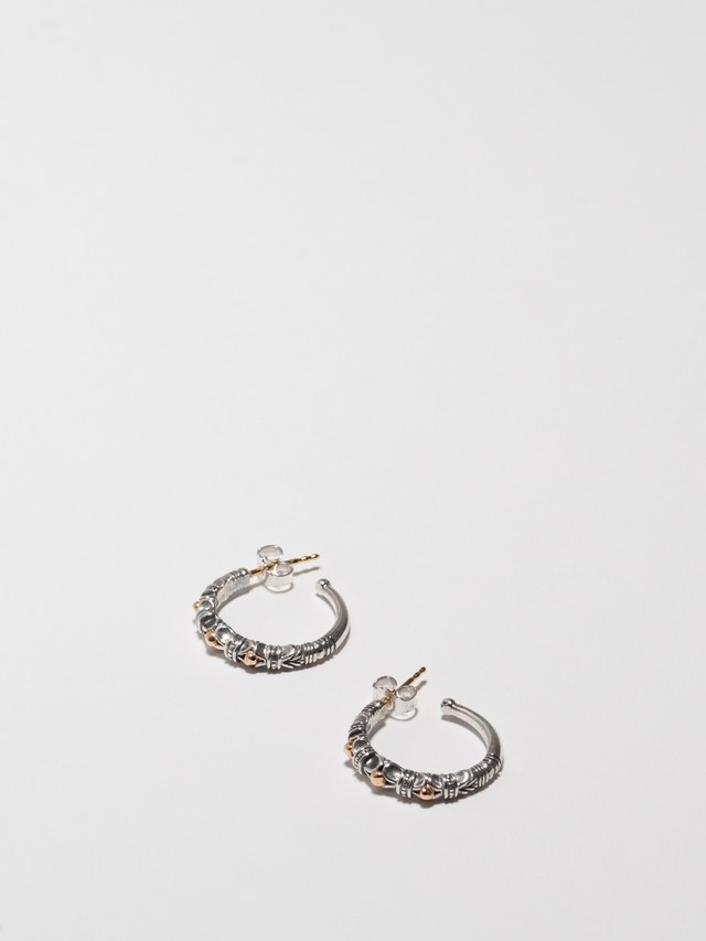 Hoop Earrings / Gerochristo