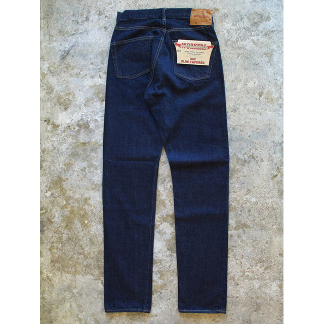 WORKERS ワーカーズ Lot 802 Slim Tapered スリムテーパードジーンズ