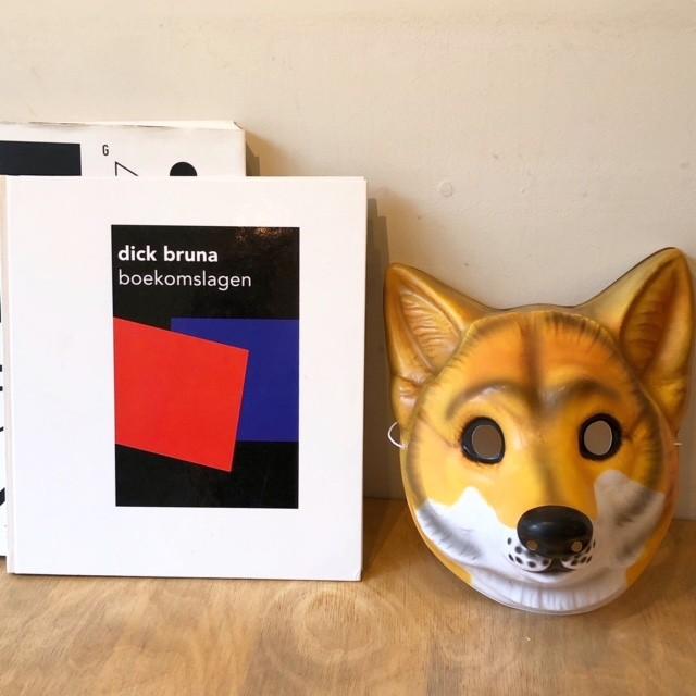 Animal Mask Fox ・アニマルマスク キツネ