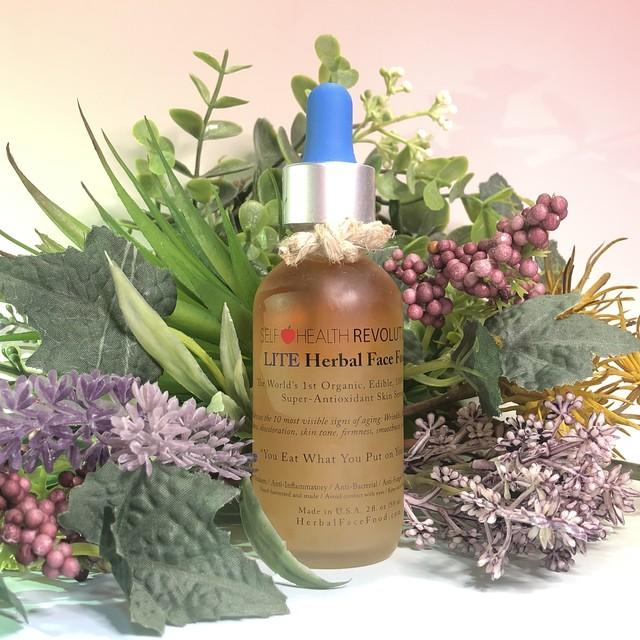 (Due date 6/25〆切)【2021年7月お届け分】ライトハーバルフェイスフード / 【Deliver in 2021/07】Lite Herbal Face Food 59ml