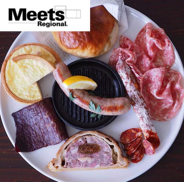 Meets Regional®️×Porcini酒祭コラボ 【サルメリアポルチーニのシャルキュトリーセット】【ギフト対応】