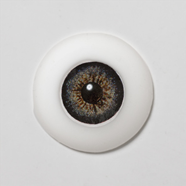 Silicone eye - 21mm DARKER Intelligentsia