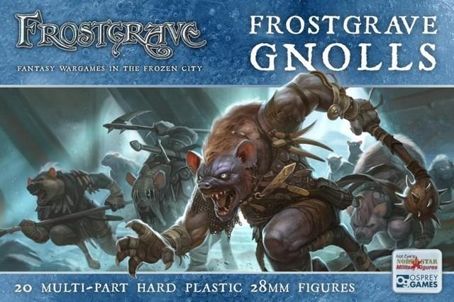 ノールボックス[20体入り](Frostgrave Gnolls)