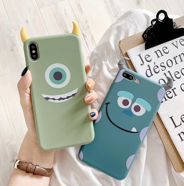 【オーダー商品】Horn monster iphone case