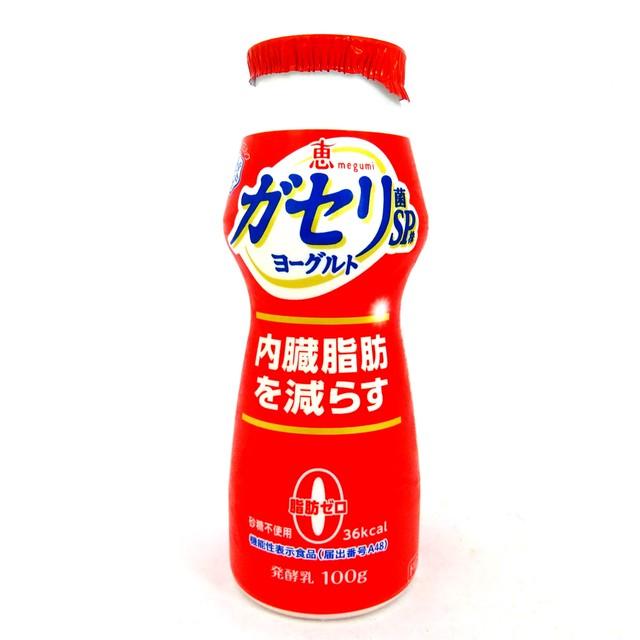 メグミルク ガセリ菌SP株ヨーグルト 脂肪0 100g