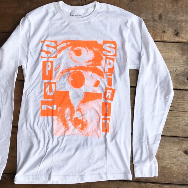 "SPUN SPIRIT ""Stare At The Movies"" L/S Tee"