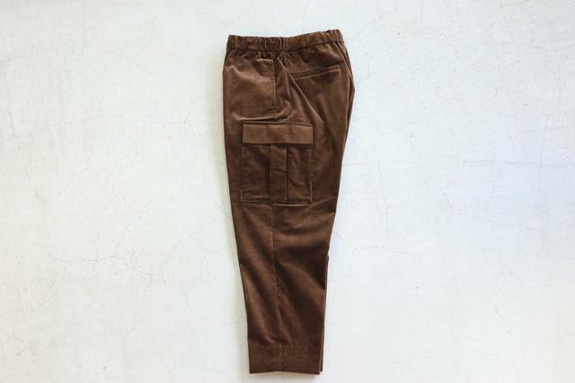 FLISTFIA フリストフィア cargo trousers カーゴトラウザーズ