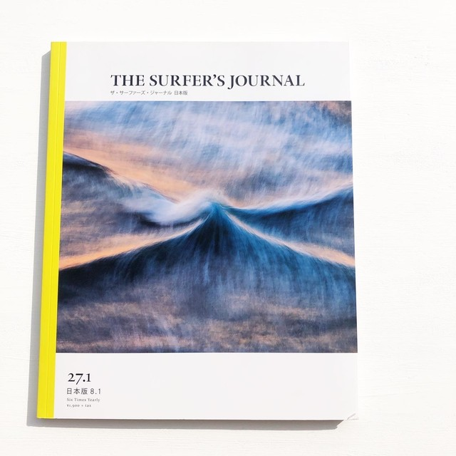 THE SURFER'S JOURNAL JAPAN 8.1