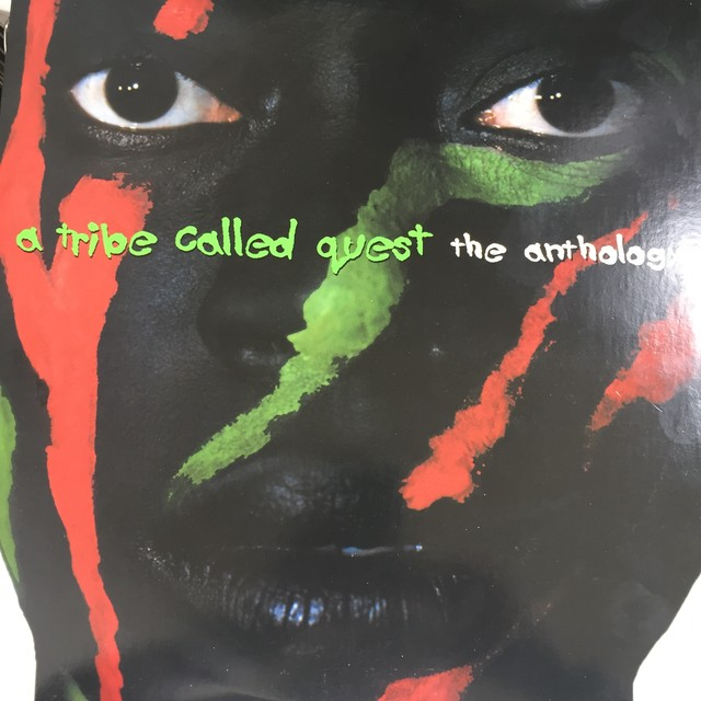 A Tribe Called Quest ‎– The Anthology