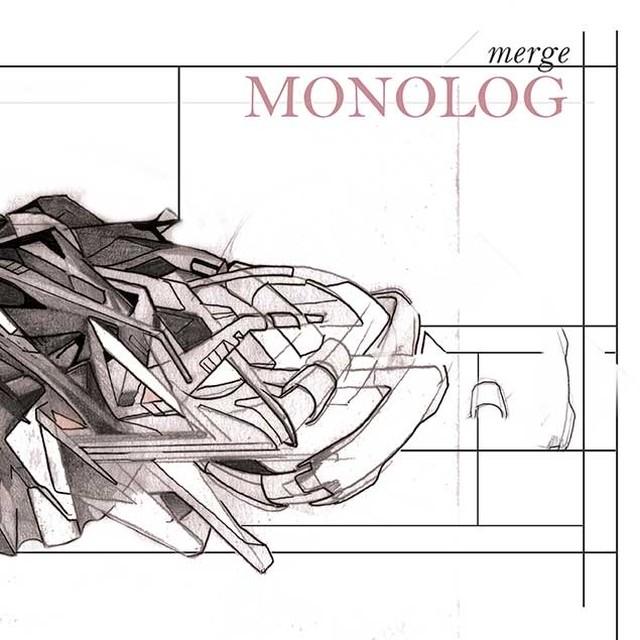 Monolog - Merge.  CD - メイン画像