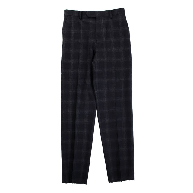 THE LETTERS Plaid Pants