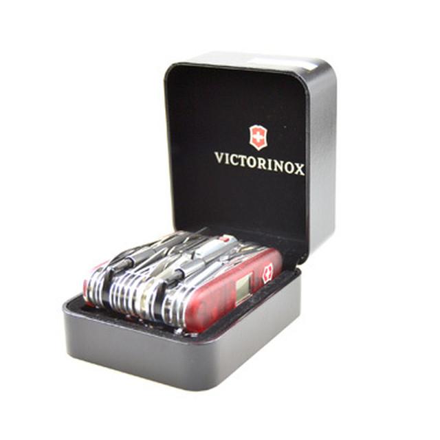 Victorinox サイバーツール ビクトリノックス キャンプ用品 BBQ 登山 万能ナイフ ナイフ ボールペン ピンセット ツールナイフ victorinox-036