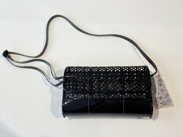 SunJellies(サンジェリーズ) バッグ BAG レトロ ポシェット ブラック