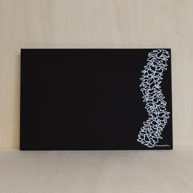 Hawaiianpaint KAN 黒板