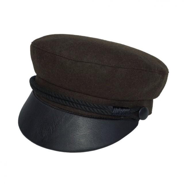 Original John | LIVERPOOL HAT - Wool Brown [HTLH381]