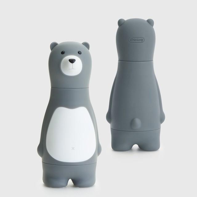 クマさんのラチェットドライバーセット(グレー) (A00005)