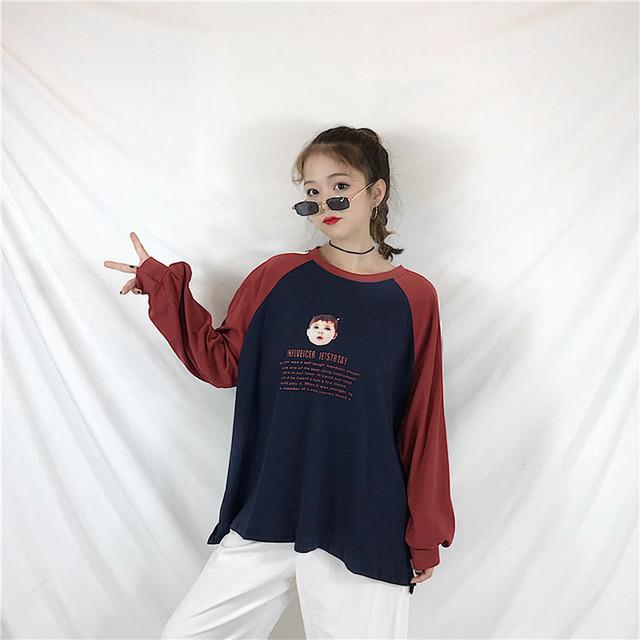 ベイビーフェイスロングTシャツ 2378