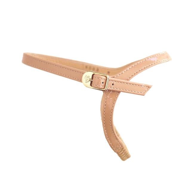 Type N003 pinkベージュエナメル:シューループ