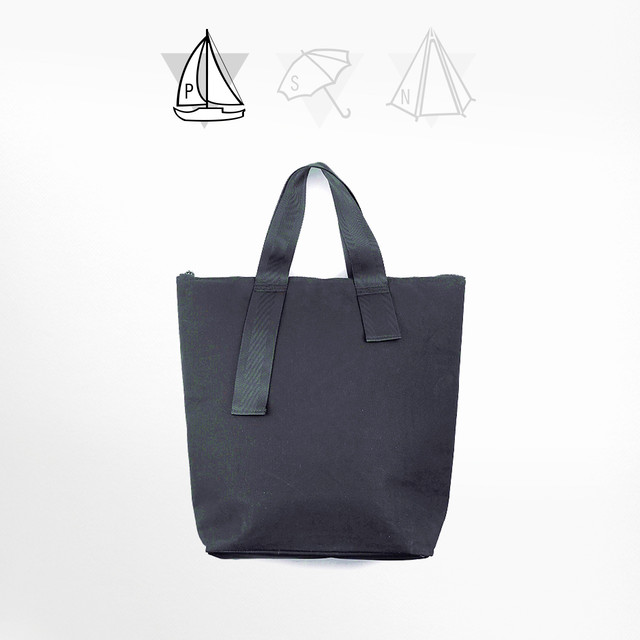 3way Tote / Paraffin Canvas