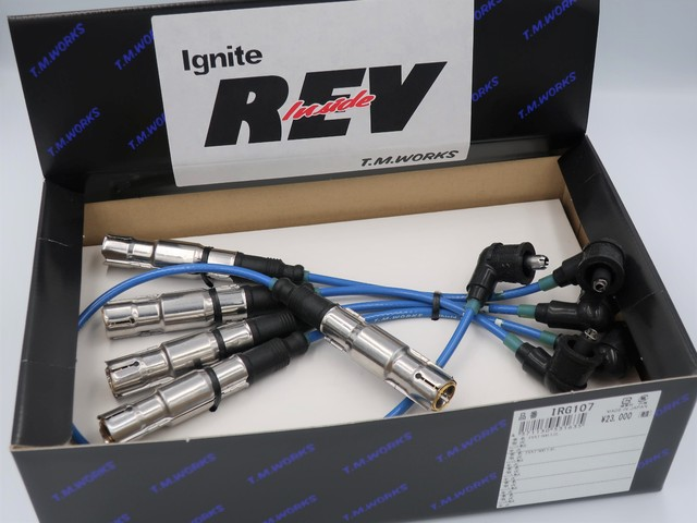 T.M.WORKS Ignite REV FIAT500 1200cc用