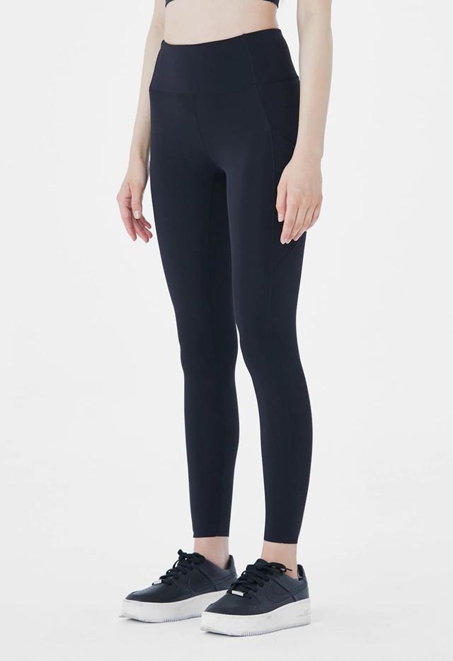 High Tempo Pants : Black