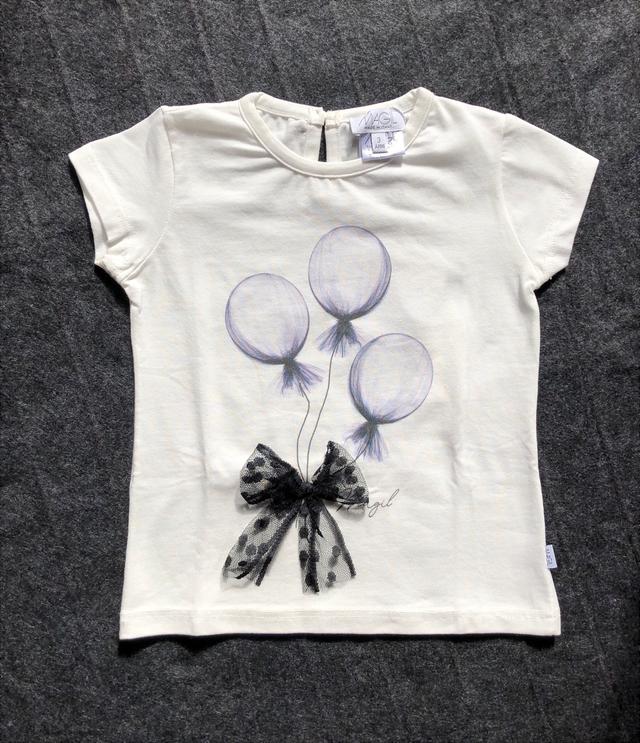MAGIL バルーンプリントTシャツ