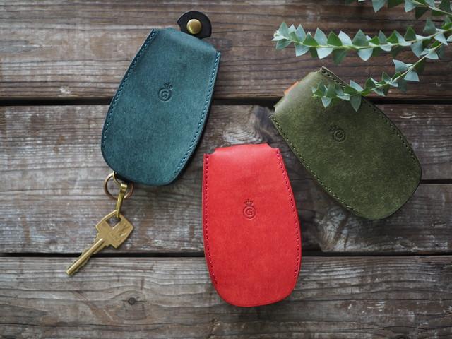 [campanello] bell type key case/ベル型キーケース
