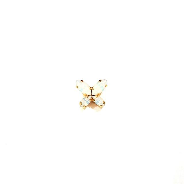 ピンブローチ マーキス蝶々小
