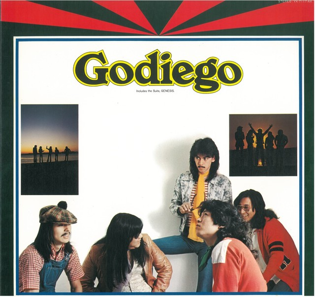 GODIEGO / GODIEGO  Includes the Suite,GENESIS.  (LP) 日本語