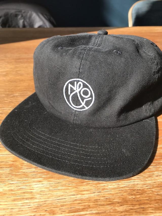 LOGO CAP / BLACK