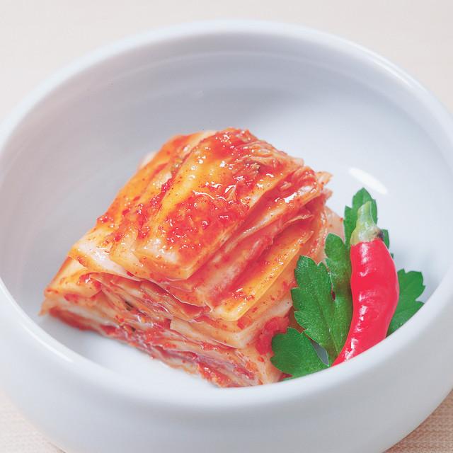 通のための白菜キムチ(350g×3個)