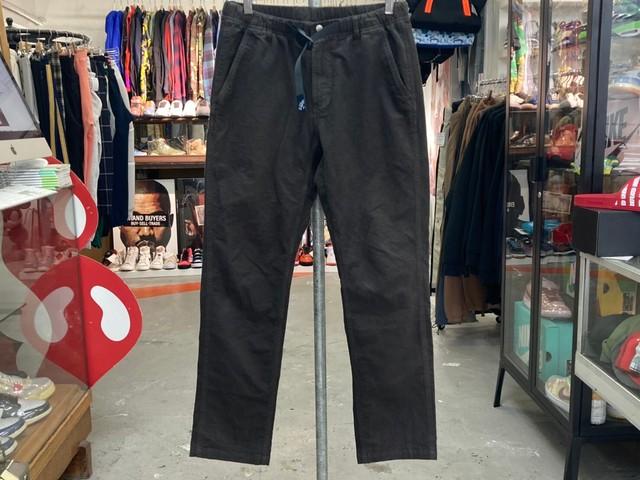 GRAMICCI FOR RHC EXCLUSIVE FLANNNEL CLIMBING PANTS BROWN ASIA MEDIUM 35KD5033