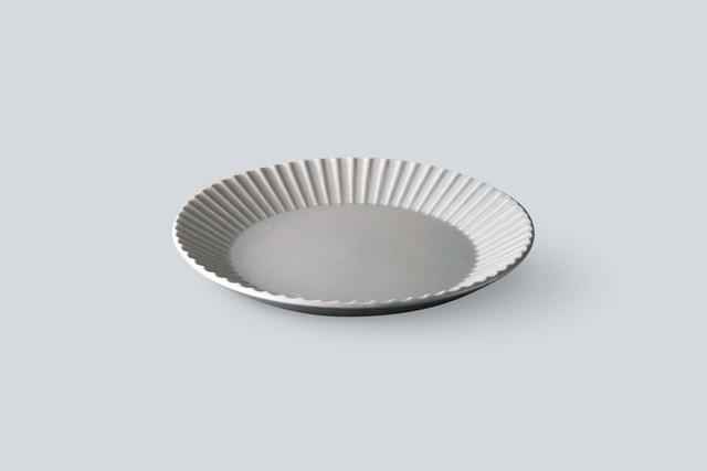 SAKUZAN STRIPE ( 作山 ストライプ ) Stripe Plate M【グレー】