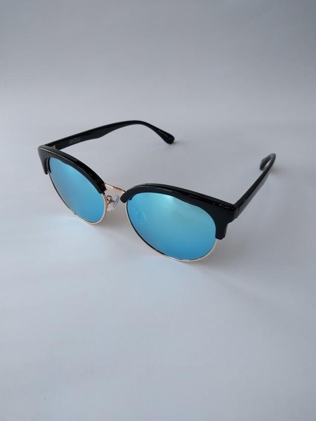 FULLON 偏光レンズサングラス FBL052-02