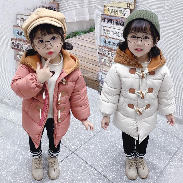 【アウター】ファッションカジュアル配色長袖ダウンコート24942352