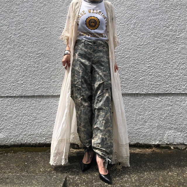 Army pants dezicomo pattern